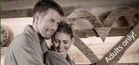 Romantische Winterzauber-Auszeit