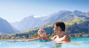 Gläseren Pool © Hotel Tauern Spa Kaprun ****S