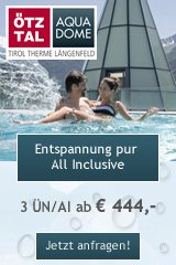 Aqua Dome Therme Längenfeld