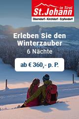 Appartement für 2 Personen in der Region St. Johann in Tirol